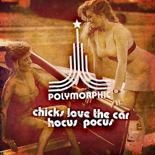Polymorphic - Hocus Pocus (GTRONIC rmx)