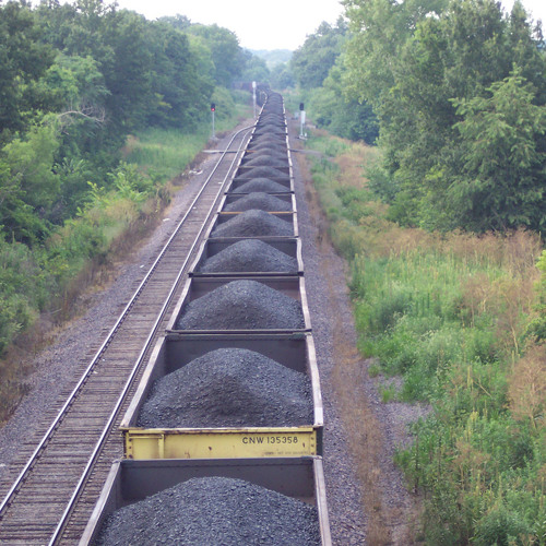 EarthFix Conversation with Steve Davis on Powder River Coal CO2 Emissions