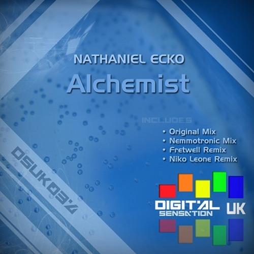 DSUK034 - Nathaniel Ecko - Alchemist (Fretwell Remix)