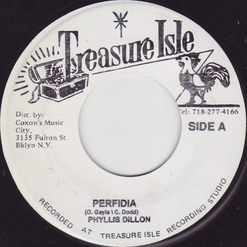 Phyllis Dillon - Perfidia (Daytoner Edit)