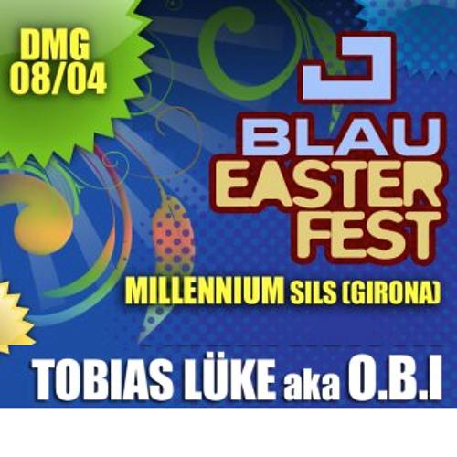 O.B.I. @ Blau Easter Fest 08.04.2012 ( Spain )