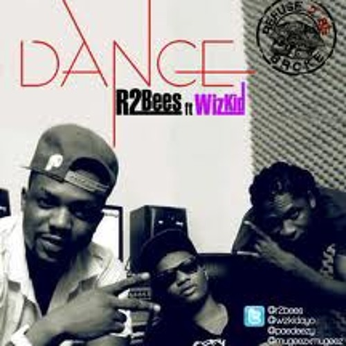 R2bees ft wizkid - Dance - Beat Remix  Remaka
