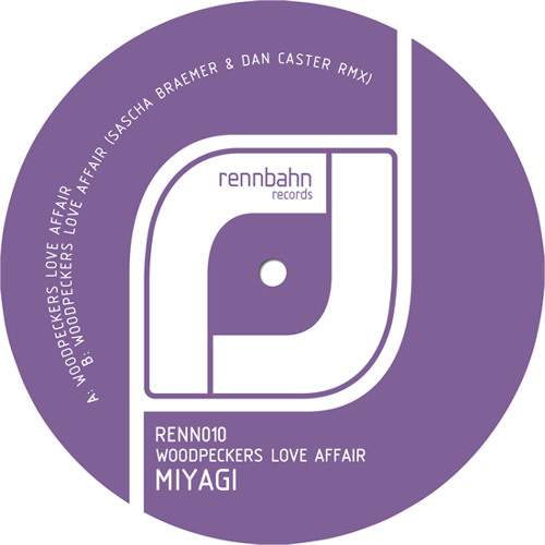Miyagi - Woodpecker's love affair (Sascha Braemer & Dan Caster Remix) snippet