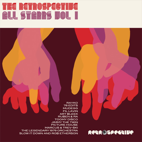 RETROLP001 - The Retrospective All Starrs Vol.1