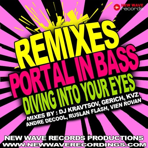 Portal In Bass - Diving Into Your Eyes (GeRich Remix)