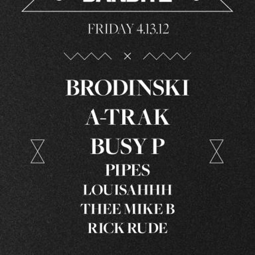 Bromance x Coachella Mixed By Brodinski, Pipes & Louisahhh