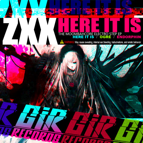 ZXX - Ogre (release on May 14 2012)