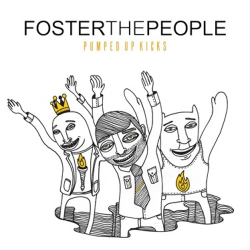 """FOSTER THE PEOPLE ''Pumped Up Kicks"""" (PLAYMEN Remix Extended)"""