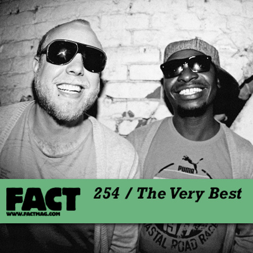 The Very Best - Fact Magazine mix (2011)
