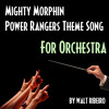 Mighty Morphin Power Rangers 'Go Go Power Rangers' For Orchestra
