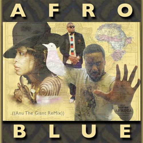 AFRO BLUE ((Remix)) Feat. Robert Glasper & Erykah Badu