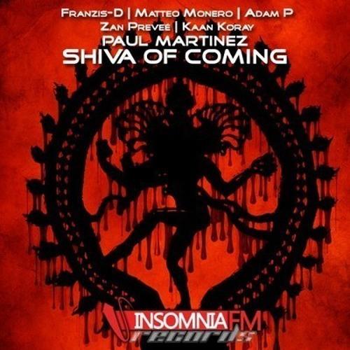Paul Martinez - Coming Of Shiva (Matteo Monero Remix) - InsomniaFm Records PREVIEW