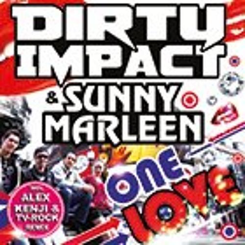 Dirty Impact & Sunny Marleen - One love (Sunny Marleen Radio Edit)
