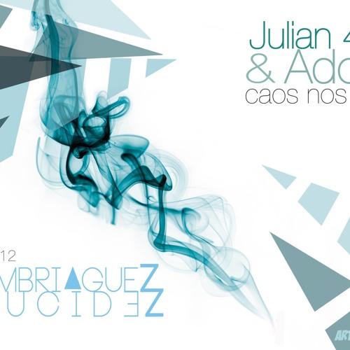 Adonai MC e Julian420 (Os Estranho) - Da Embriaguez a Lucidez [Prod. Caos Beats]