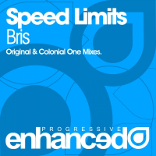 Speed Limits - Bris (Colonial One Remix)