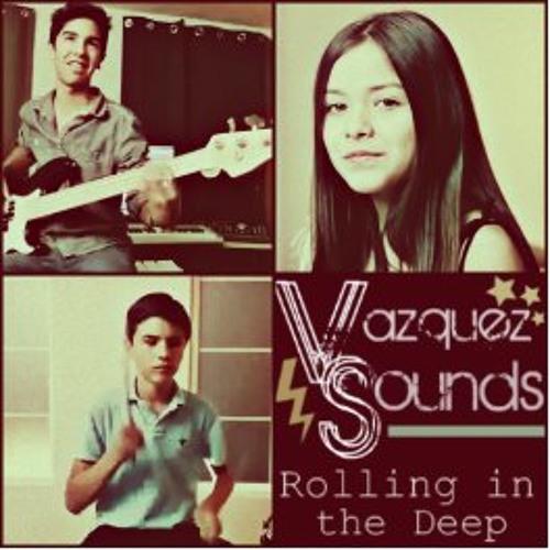 VazquezSounds - Rolling In The Deep (RetroChuco Remix)