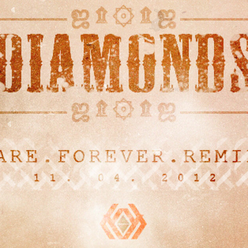 Dimonds Are Forever Remix