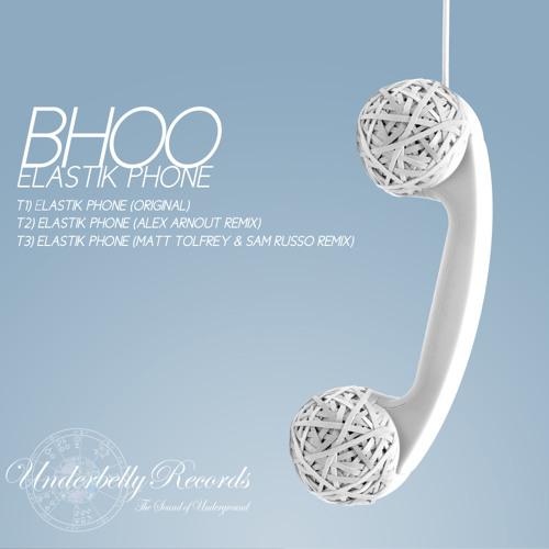 BHOO - Elastik Phone (Alex Arnout Remix)
