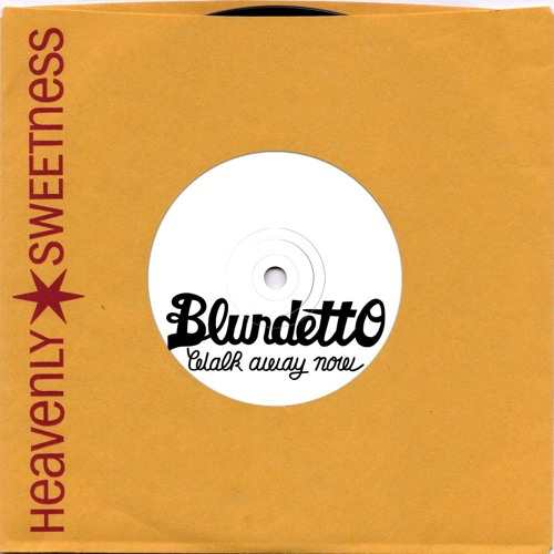 Blundetto Walk Away Now (Blackjoy Remix) Record Store Day Exclusive Ep