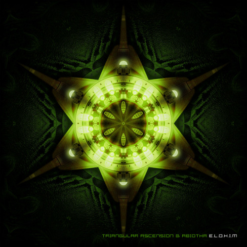Triangular Ascension - Extraterrestrial Lodge Of His Infinite Majesty II