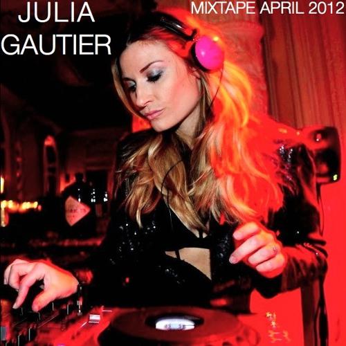 Julia Gautier Mixtape April 2012 - Sofitel Cocktail Party - Amsterdam