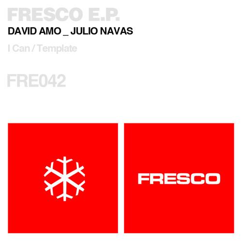 David Amo and Julio Navas - I Can [Low Quality Clip]