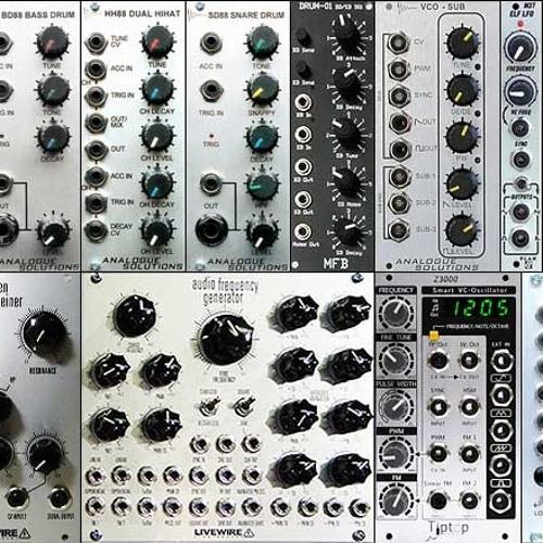 Wall Of Bass (Rage Thrower Modular Mix)