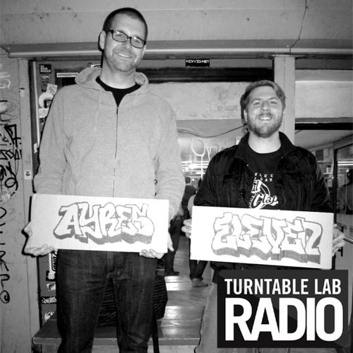 Turntable Lab Radio 010: The Rub