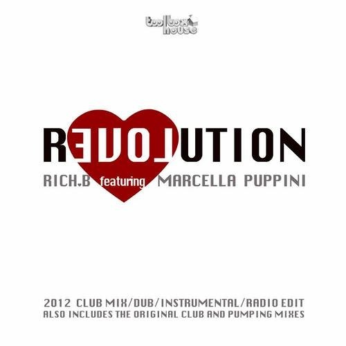 Rich B feat Marcella Puppini - Revolution 2012 (taster)