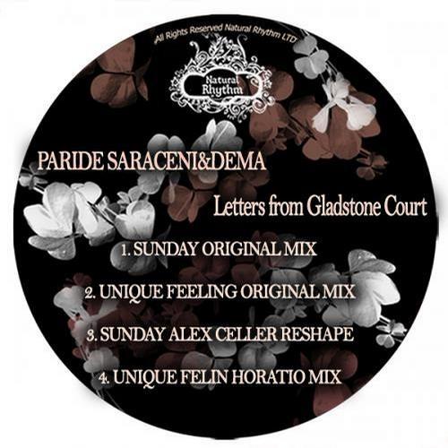 Paride Saraceni & Dema - Sunday (Original Mix) [Natural Rhythm] cut