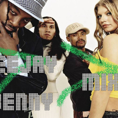 Deejay Benny - Black Eyed Peas Party Collection