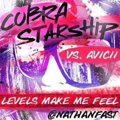 Cobra Starship vs. Avicii - Levels Make Me Feel