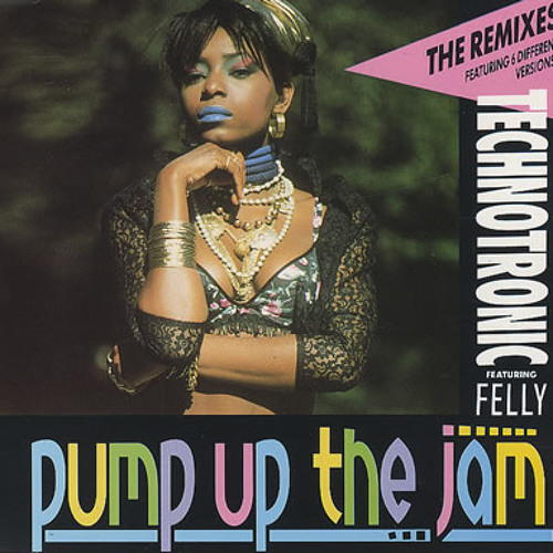 Technotronic - Pump Up The Jam (Tommy Rocks Bootleg)