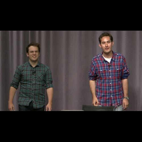 Kevin Systrom, Mike Krieger - From Stanford to Startup