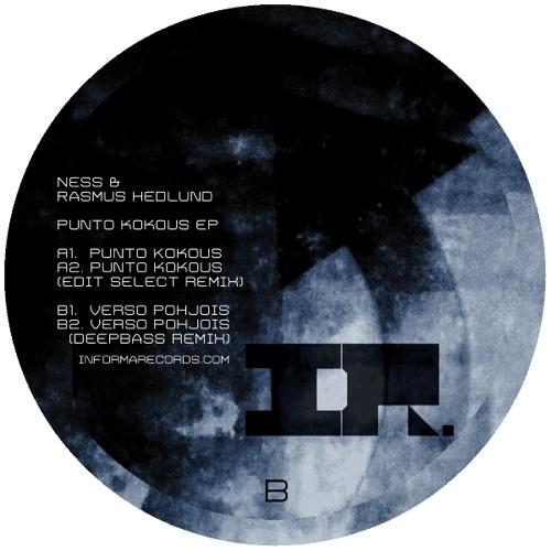 Ness & Rasmus Hedlund - Punto Kokous Ep (incl.Edit-Select & Deepbass remixes) [INFORMA004]