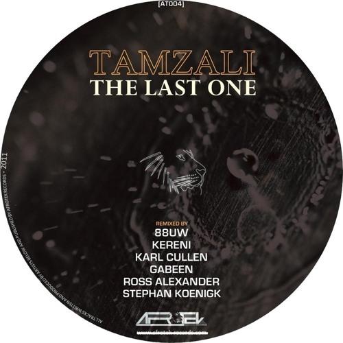 AfroTek 004 - Tamzali - The Last One - Karl Cullen Remix