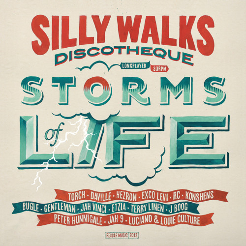 Silly Walks Discotheque - Storms Of Life (Album Snippet Mix)
