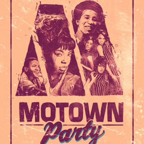 Dj Reverend P & Jocelyn Mathieu @ Motown Party, Djoon Club, Paris, Saturday April 7th