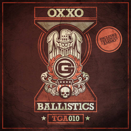 "OXXO ""Ballistics E.P."" OUT NOW!"