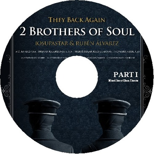 2 BROTHERS OF SOUL BACK AGAIN ''LIVE SESSION AT GLAM THEATRE'' PART I