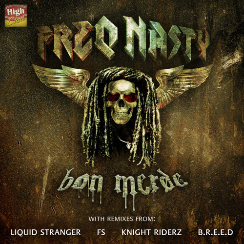 Bon Merde by FreQ Nasty (Liquid Stranger Remix)