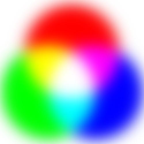 A rainbow of monisms [disquiet0015-rgbinteract]