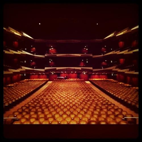 Benaroya Concert Hall soundcheck (edit) - Seattle, WA October 20, 2012