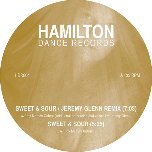 Marcos Cabral - Sweet & Sour / Jeremy Glenn Remix / HDR004