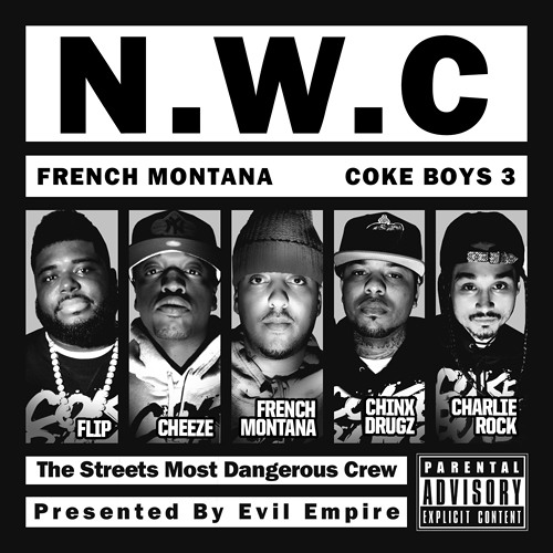9000 Watts by French Montana, Cheeze, Charlie Rock & Chinx Drugz