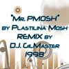 Plastilina Mosh - Mr. PMOSH (GilMaster mix) Portada del disco