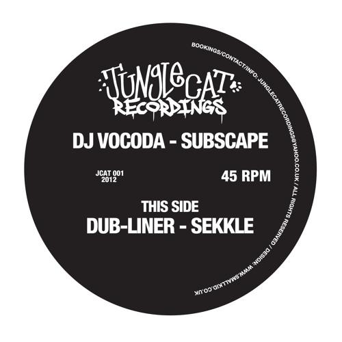 DJ Vocoda - Subscape (JCAT001 - A)
