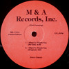I Want To Thank You (Re-Edit) (M & A Records, Inc.) /Alicia Myers