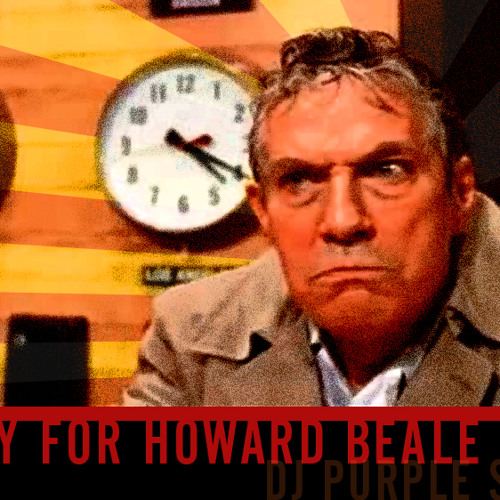 Elegy for Howard Beale