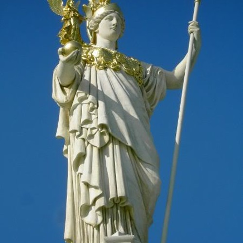 Pallas Athena Goddess of Truth